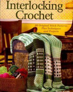 Interlocking Crochet, new things to learn!