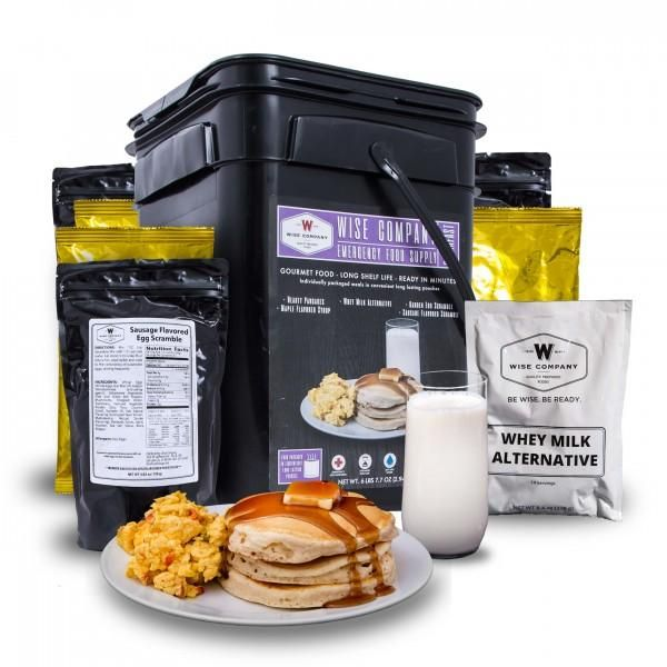 Wise Food-92 Serving Alternate Breakfast Bucket *NEW ITEM  sc 1 th 225 & Wise Food-92 Serving Alternate Breakfast Bucket *NEW ITEM | Wise ...