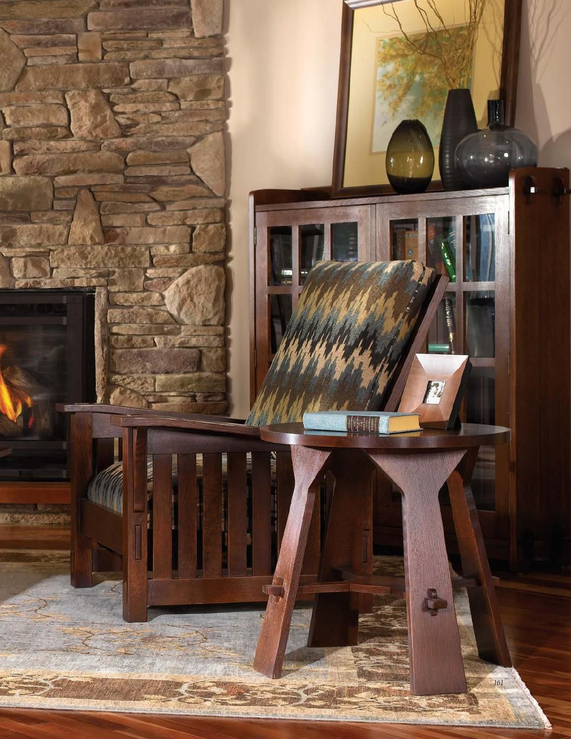 Stickley Mission Oak Cherry Collection Stickley Furniture