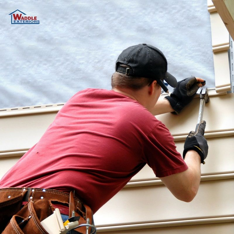 We are able to expertly handle any exterior renovation