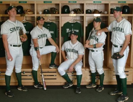 New Locker Room Photos Michigan State University Athletics Baseball Pictures Baseball Guys Senior Night Football