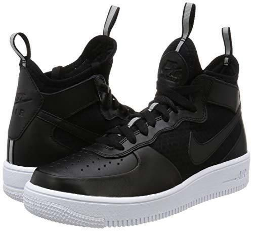 NIKE Air Force 1 Ultraforce Mid Mens Hi Top Trainers Size 10