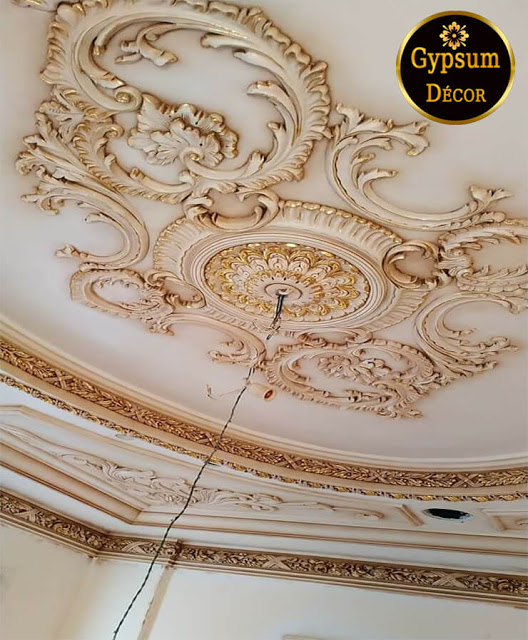 اسقف معلق جبس بلدي حديث 2021 Modern Decor Plaster Ceiling Modern Design
