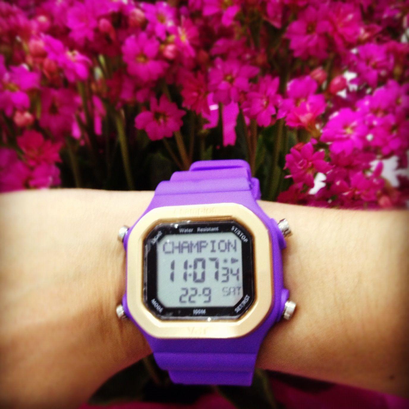 Relógio - Champion e Joalheria e Ótica Realce