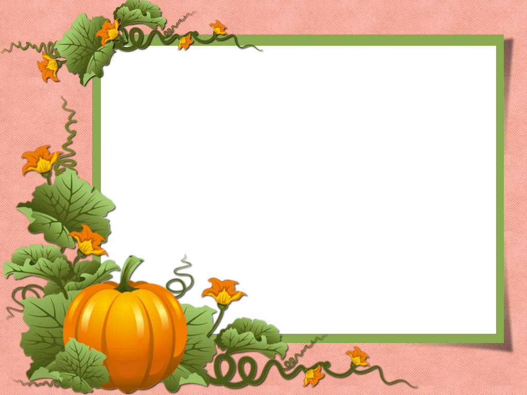 Autumn Frame Png Fall Borders Frame Borders And Frames