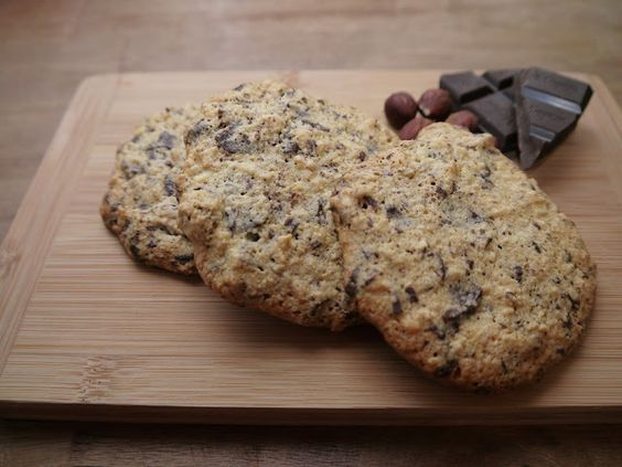 Joy of Coffee: Cookie (uden mel og smør) med havsalt og chokolade
