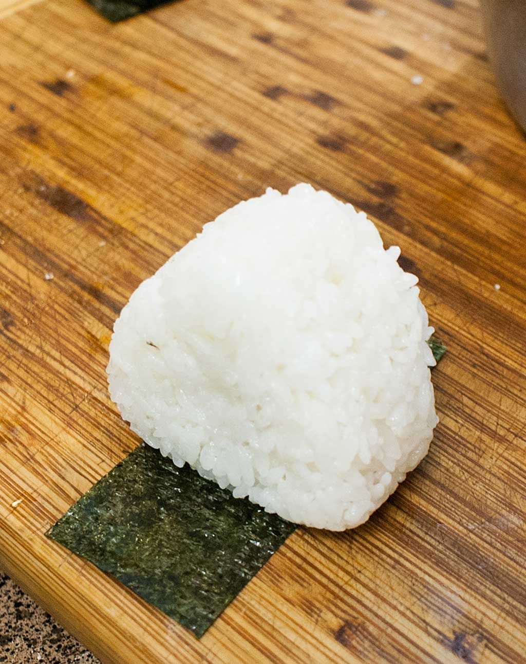 Onigiri Needs Nori Onigiri Japanese Cooking Sweet Pickles