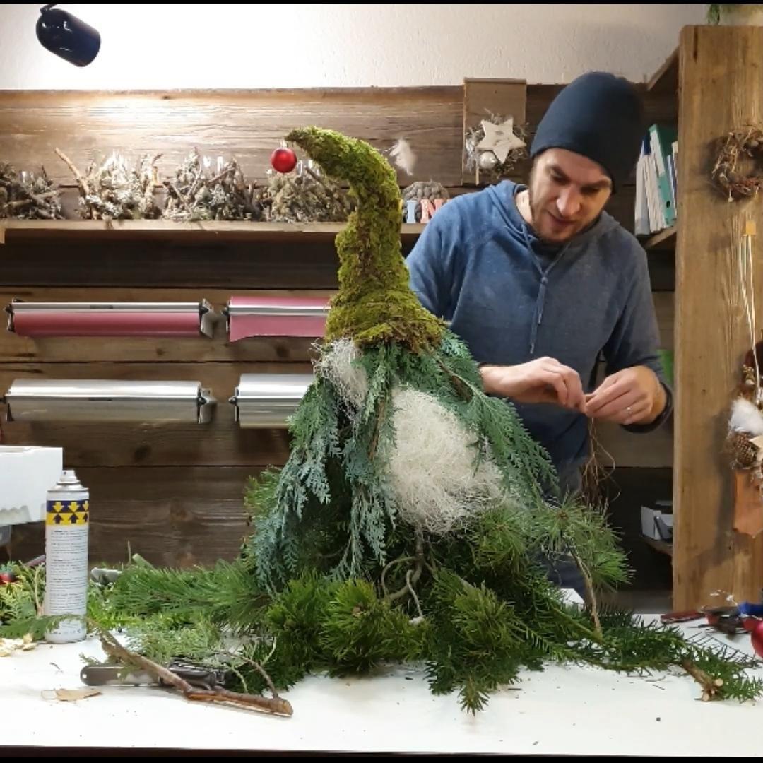 Weihnachts Wichtel DIY Anleitung