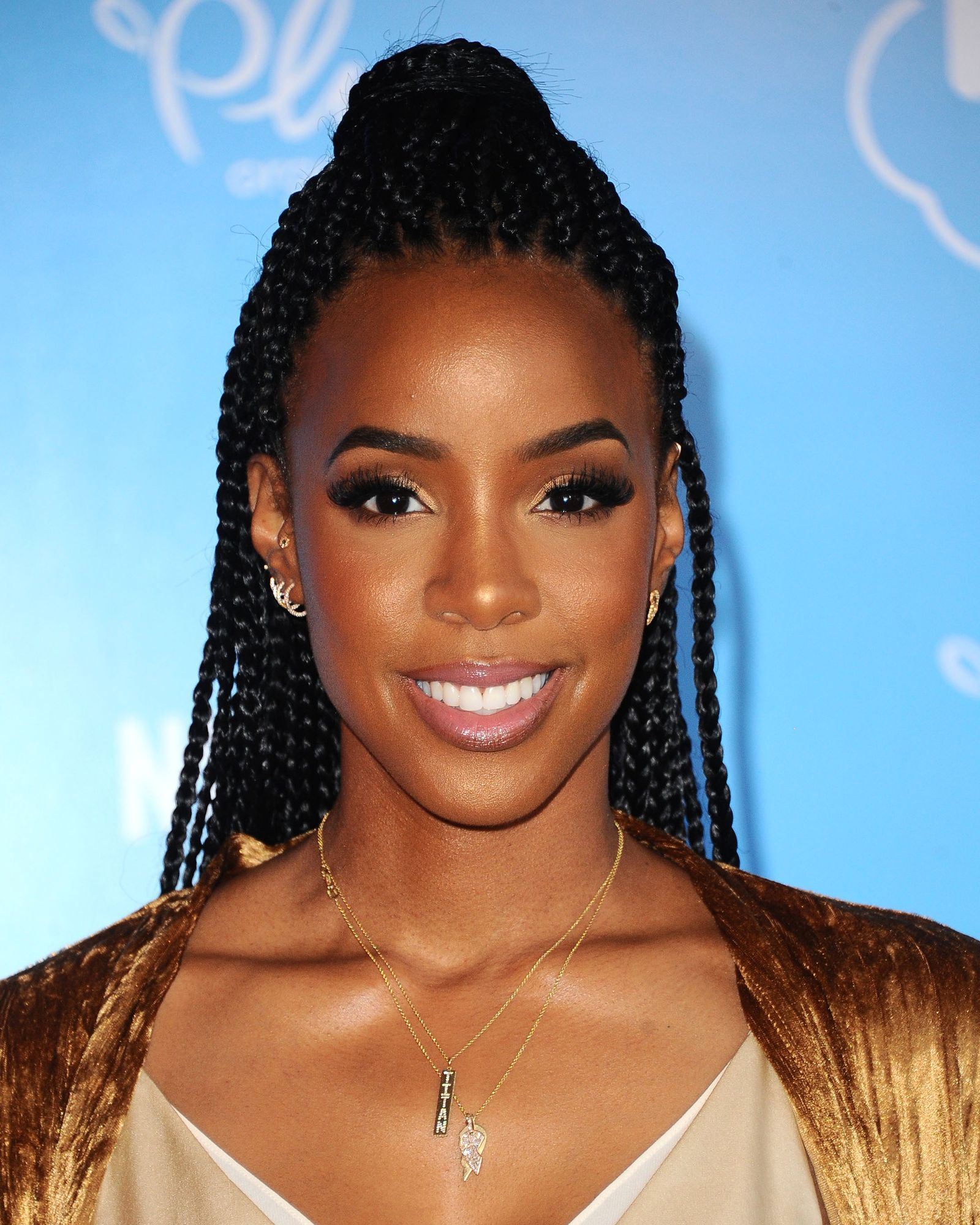 Kelly Rowland Has Been Learning To Cook In Lockdown