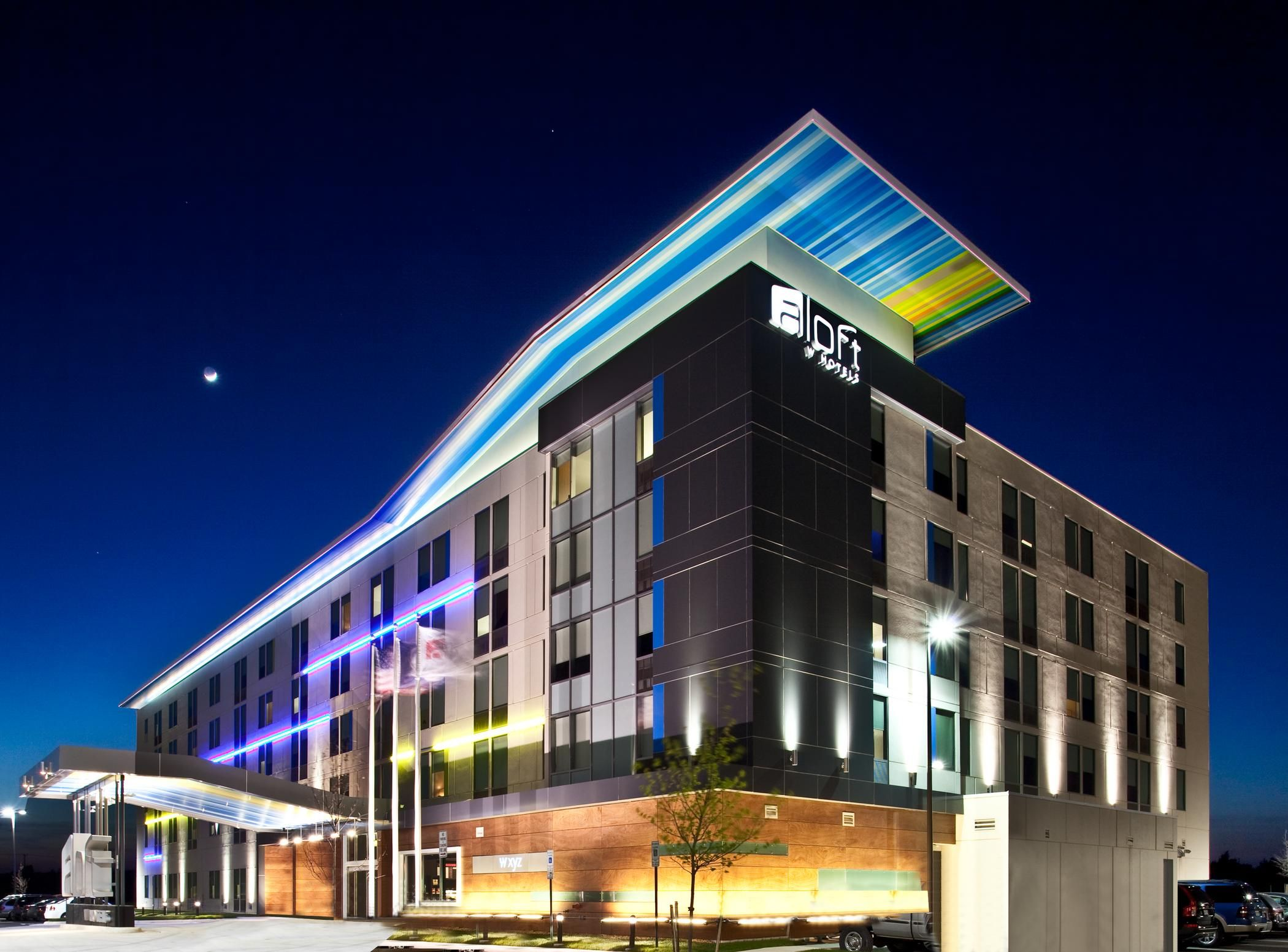 Say Hello To The Aloft Dulles Airport Hotel North Located Only 10 Minutes From Washington