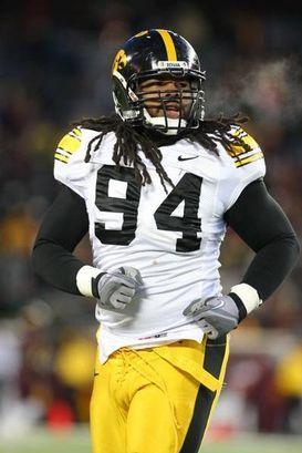 Adrian Clayborn Here you go Ben! | Iowa hawkeye football, Hawkeye ...