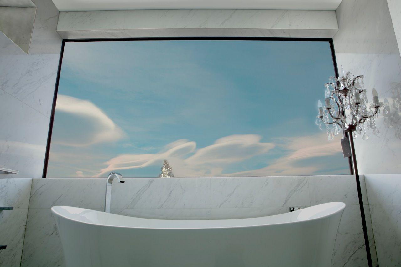 Ariston marble bath surround in Wanaka, New Zealand | Funky island ...