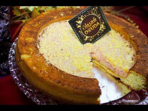 كيكة مالحة في المول العجيب بمذاق البيتزا من ألذ ما يكون Youtube Desserts Food Cake
