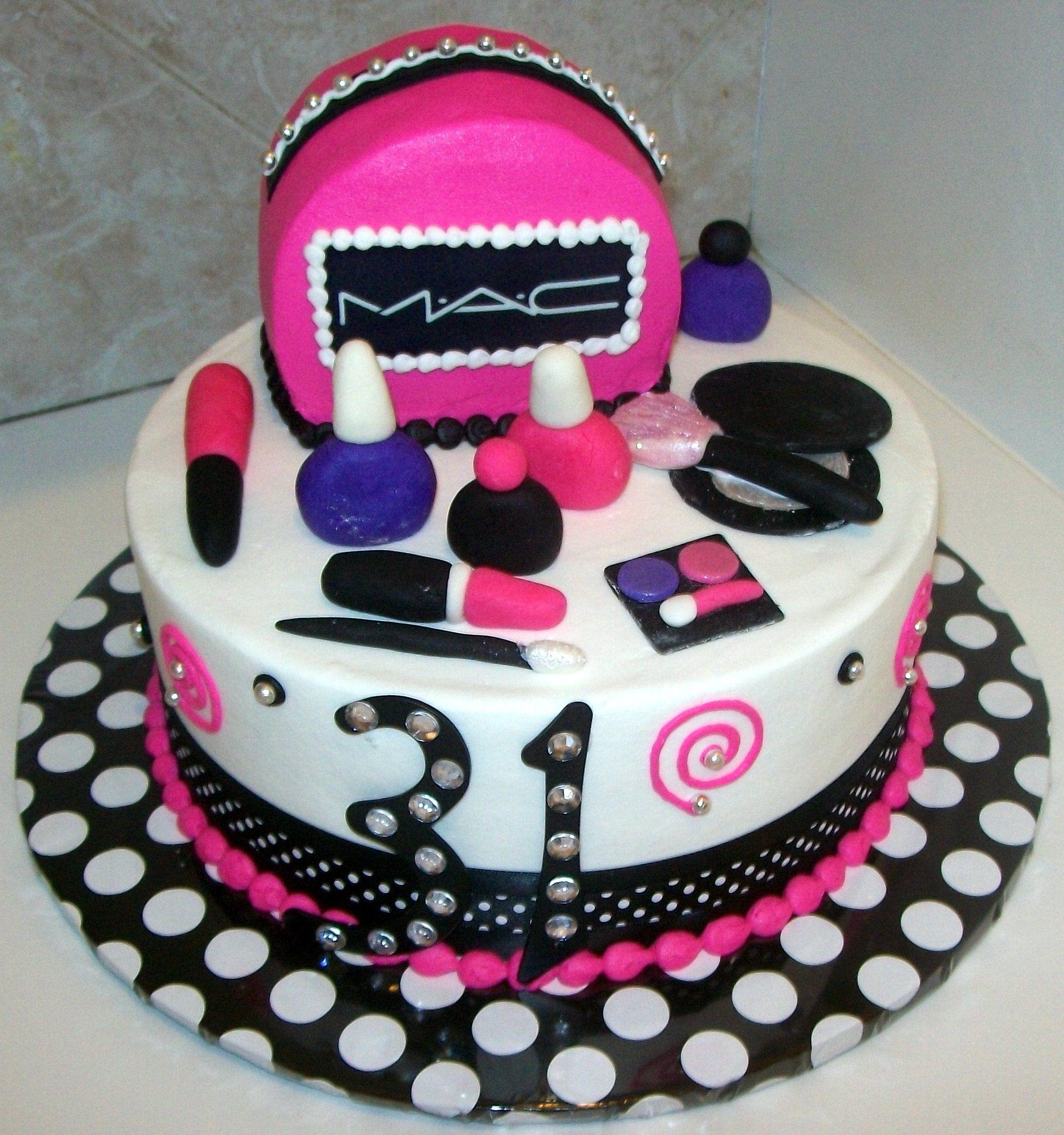 Cake, Sweet Sixteen