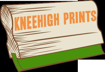 KNEEHIGH PRINTS-St Louis Screen Printing, Graphic Design ...