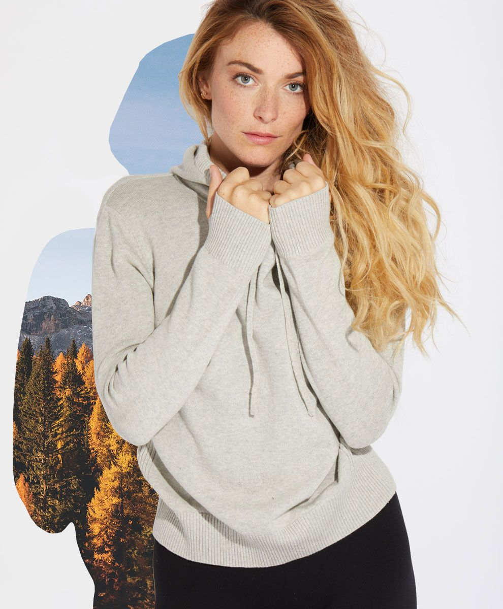aa67309b Super Soft Organic Apparel | Wear PACT | Style | Sweater hoodie ...