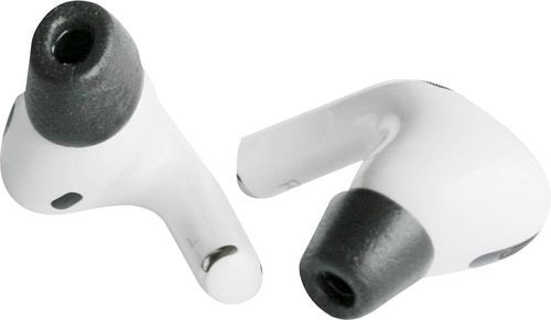 Comply Foam Tips 2 0 Compatible With Airpods Pro Black 44 50220 11 Best Buy Cool Things To Buy Airpods Pro Apple Earphones