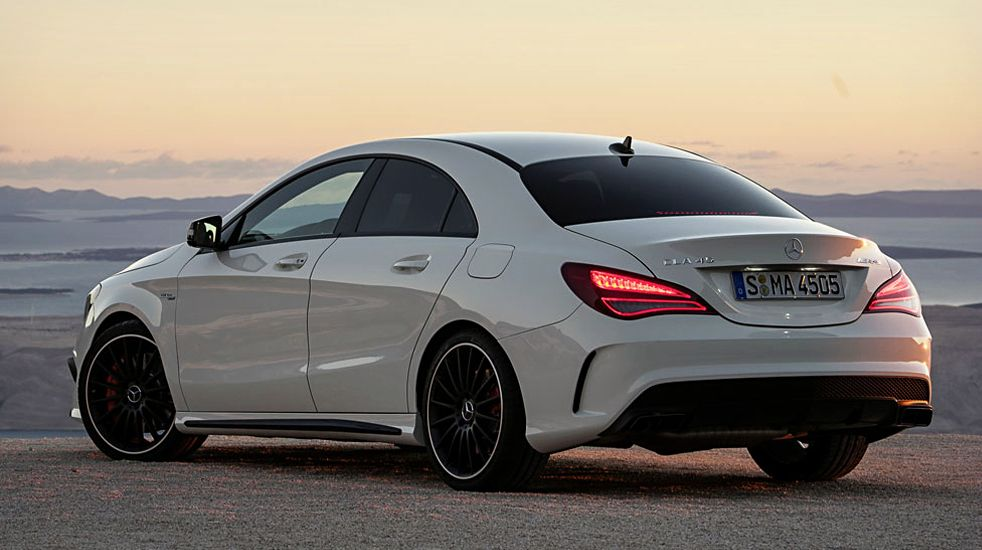 Mercedes Benz Cla 45 Amg With Images Cla 45 Amg Mercedes Benz