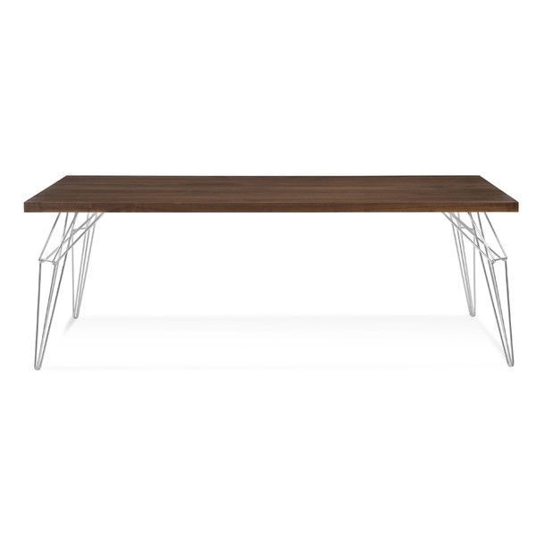 Lem 60 Dining Table By Saloom Furniture Different Colors Avail