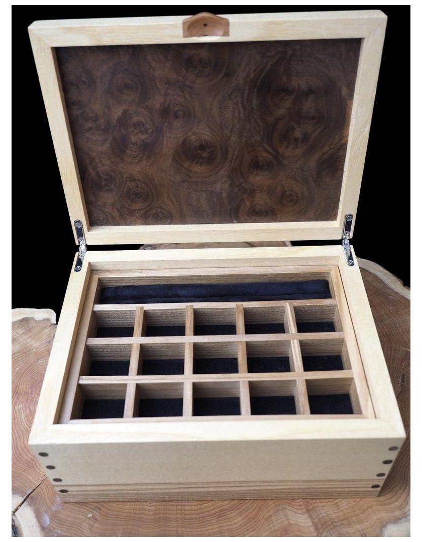 Jewelery Box Designs : jewelery, designs, Large, Wooden, Jewellery, Silver, Birch, Design, #jewellery, #design, #wooden, #j…, Designs,, Jewelry, Boxes,