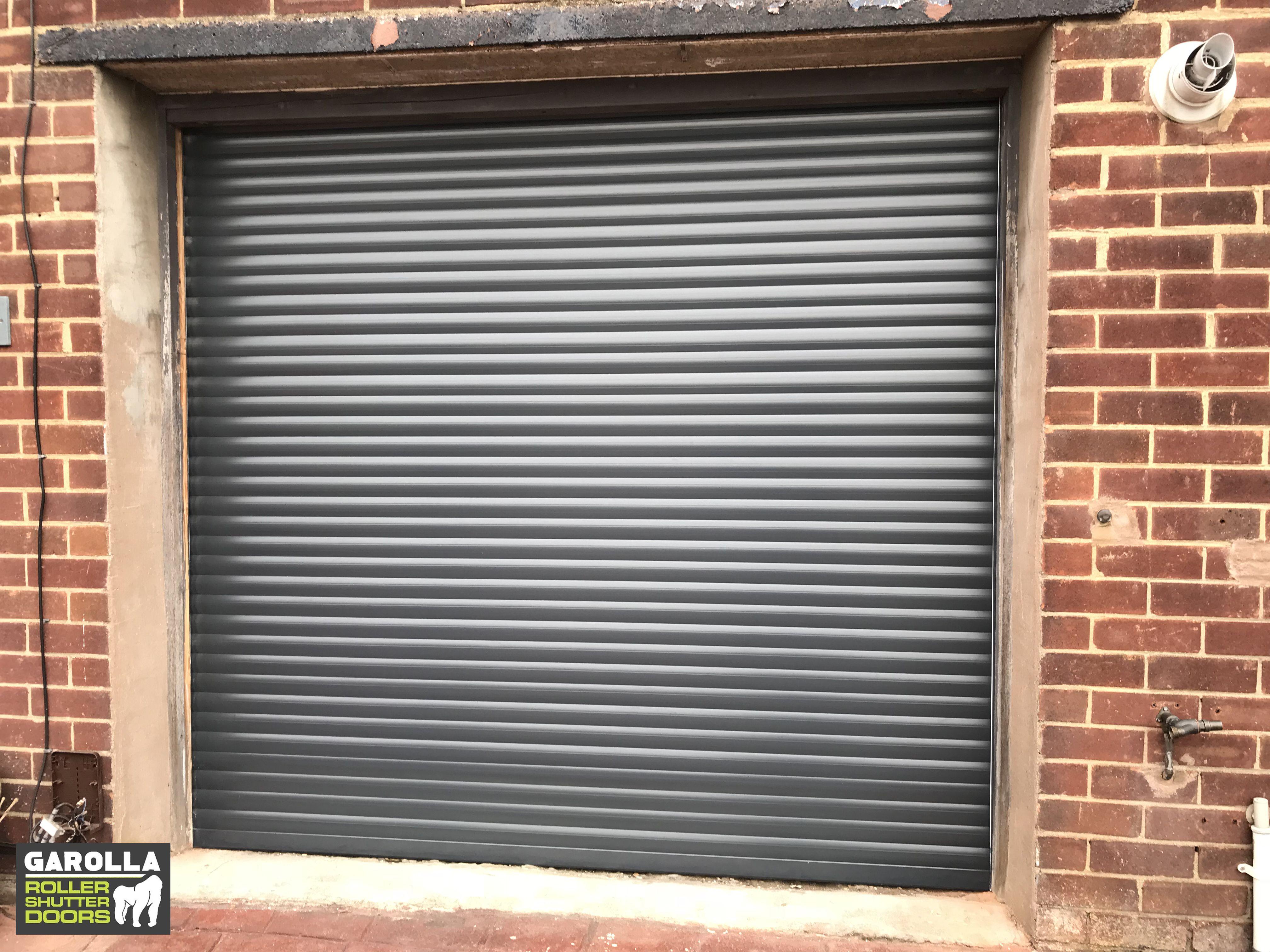 Roller Shutter Garage Doors With Images Roller Doors Garage