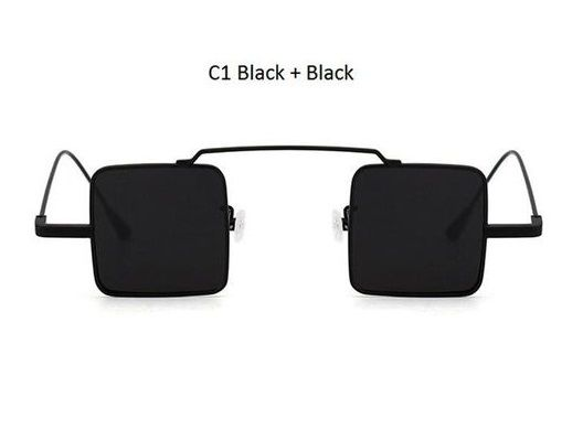 038f7a35428a1 Hipster  Sunglasses  Small Square  COOL!!