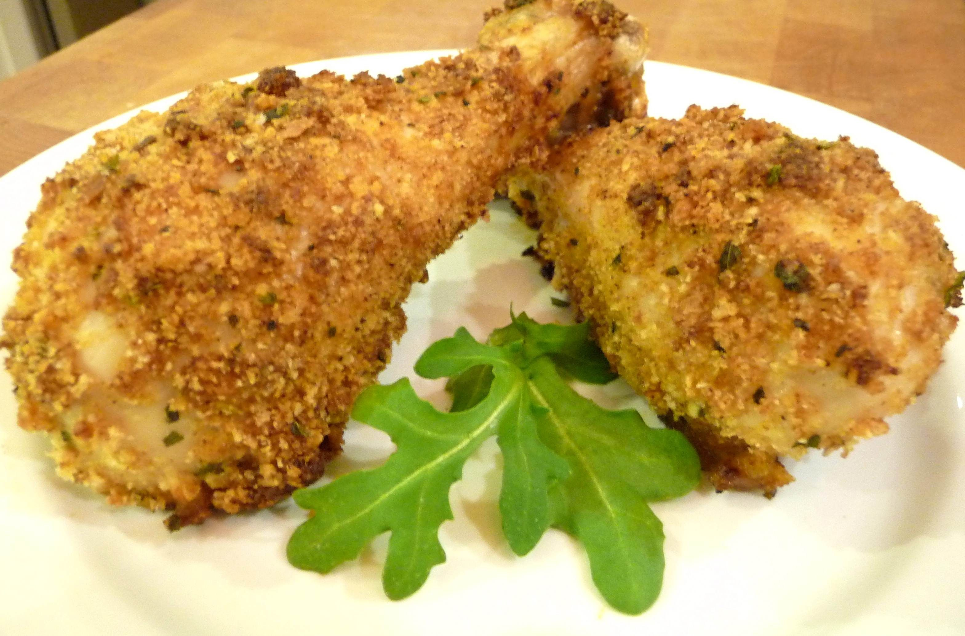 Easy recipe for fried chicken drumsticks