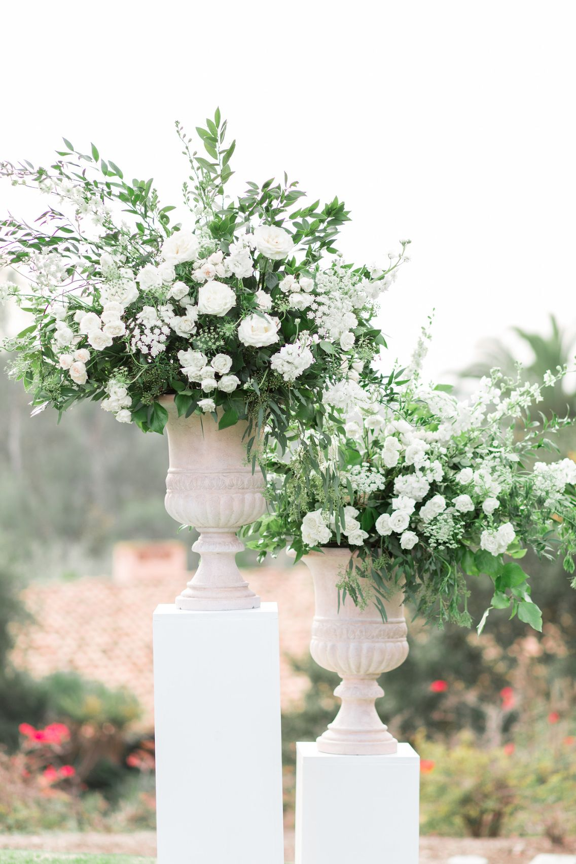 Rancho Valencia Outdoor San Diego Styled Shoot Wedding Pinterest