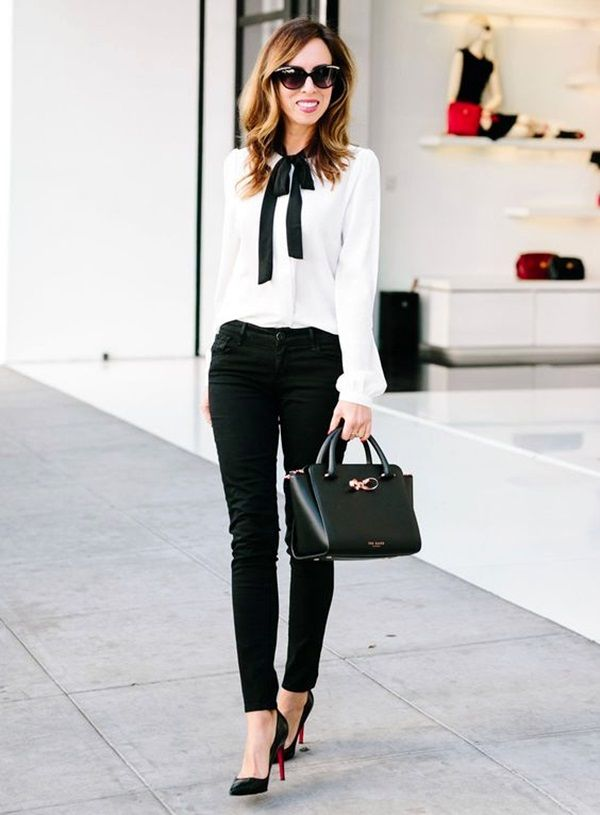 140 casual work outfits ideas 2018 pinterest casual for Chic office ideas