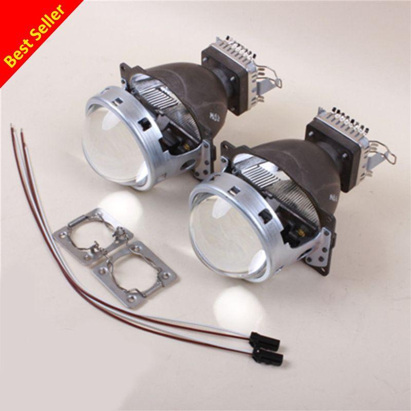 Q5 3 0 Inches Bi Xenon Projector Lens Car Hid Headlight Modify Reflector Hi Lo Beam For D2h D2s D1s D3s Projector Lens Hid Headlights Reflectors