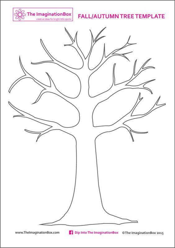Печат безплатно Tree шаблон от ImaginationBox да създадете