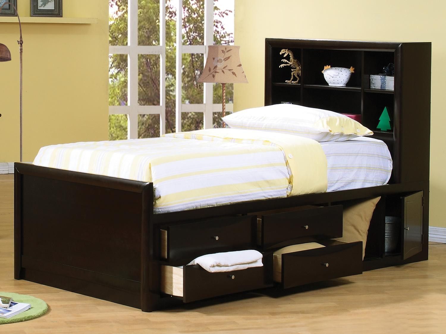 Coaster Phoenix Youth Storage Bed 400180 Beds Youth Bedroom Furniture Kids Bedroom Sets Bedroom Furniture Sets