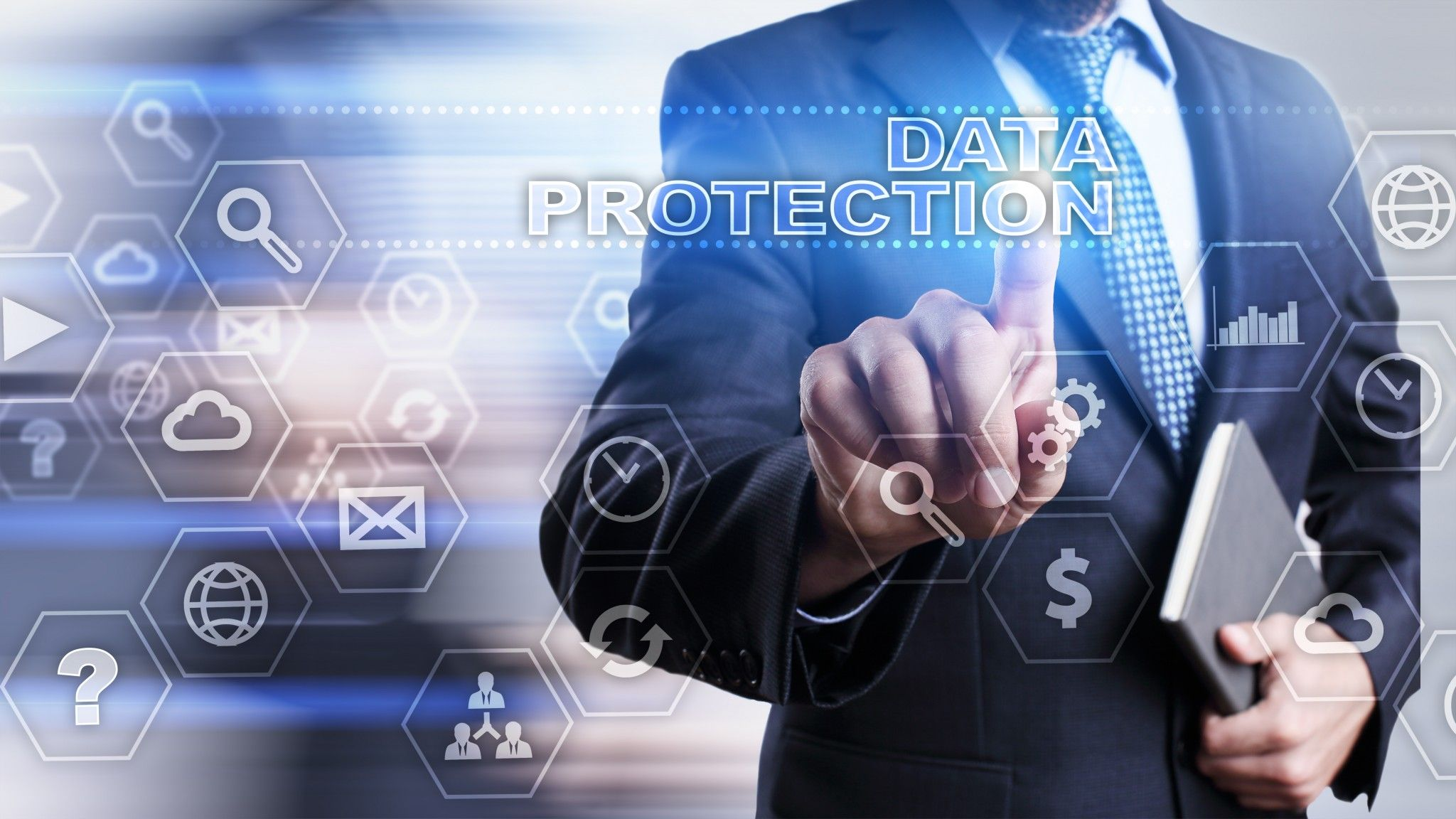 Data protection training Elearning module Computer