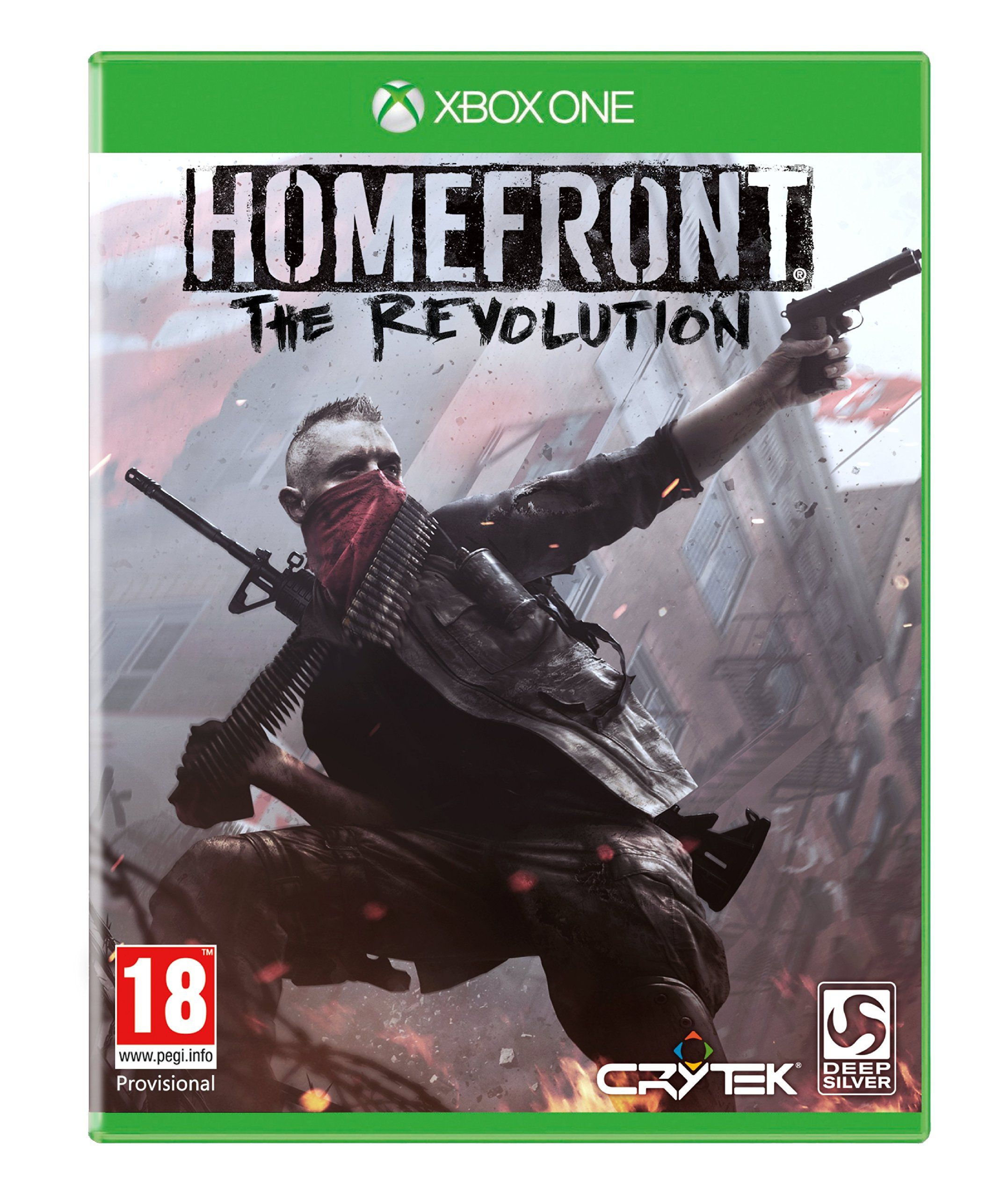 Best Amazon Co Uk Xbox 360 Games Consoles Accessories Image Collection Fuse Home Front The Revolution One Amazoncouk Pc