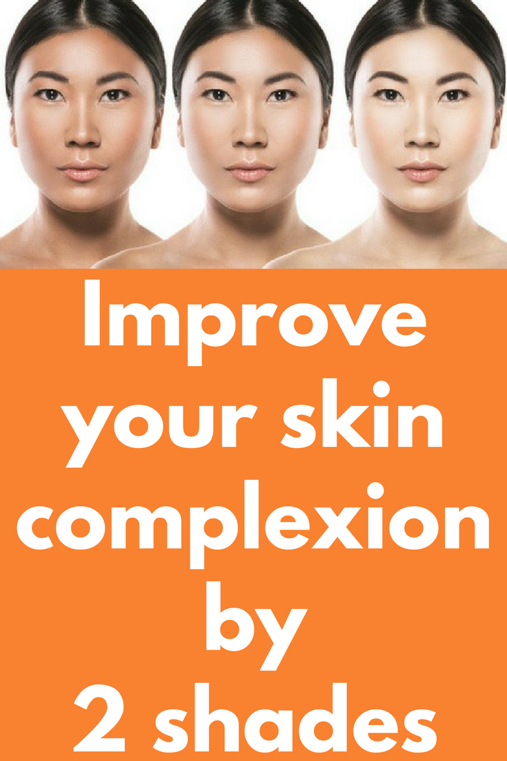 How to improve the complexion at home 66