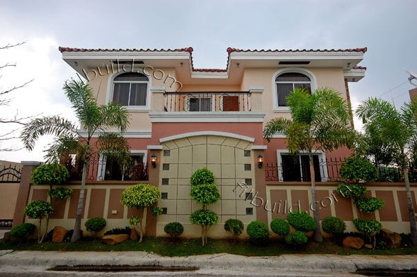 Bulacan Real Estate Contractor House Design Philippines Home