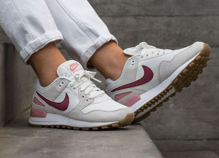 Nike Wmns Air Pegasus 89 'Red Stardust' | shoe's in 2019 ...