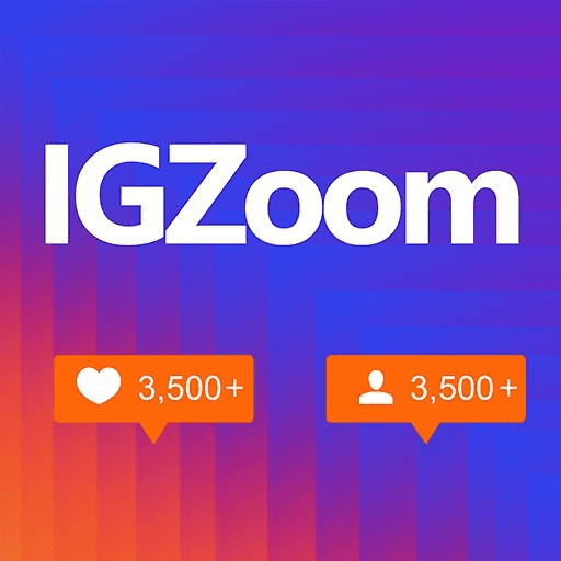 Download IGZoom to grow your Instagram Followers | Android Hoster in