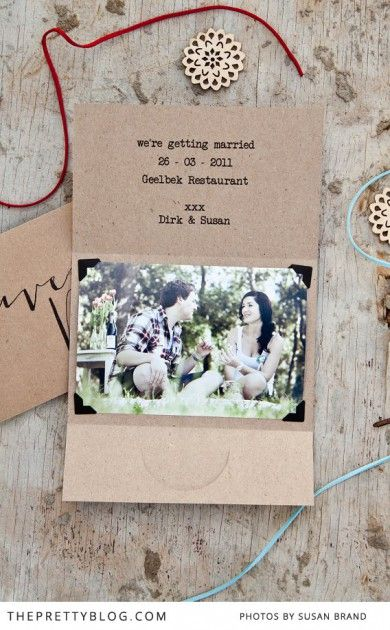 Save The Date Free Printable