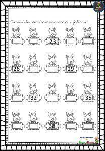 Las series numéricas fichas para trabajar Las series numéricas son un grupo de números ordenados, que guardan relación consecutiva entre si, y de ese modo una serie numérica puede ir de un número hasta otro de 1 en... Actividades De Matematicas, Imagenes Educativas, Serie Numerica, Atividades De Ingles, Actividades Para Preescolar, Fichas, Educacion, Entrada, Grupo