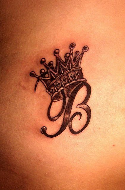 initial crown tattoo this would be cute with my kids initials a boy crown for my son a tiara. Black Bedroom Furniture Sets. Home Design Ideas