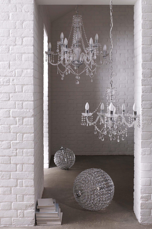 Bryony 5 Light Chandelier | BHS | Chandelier lighting, 5 ...