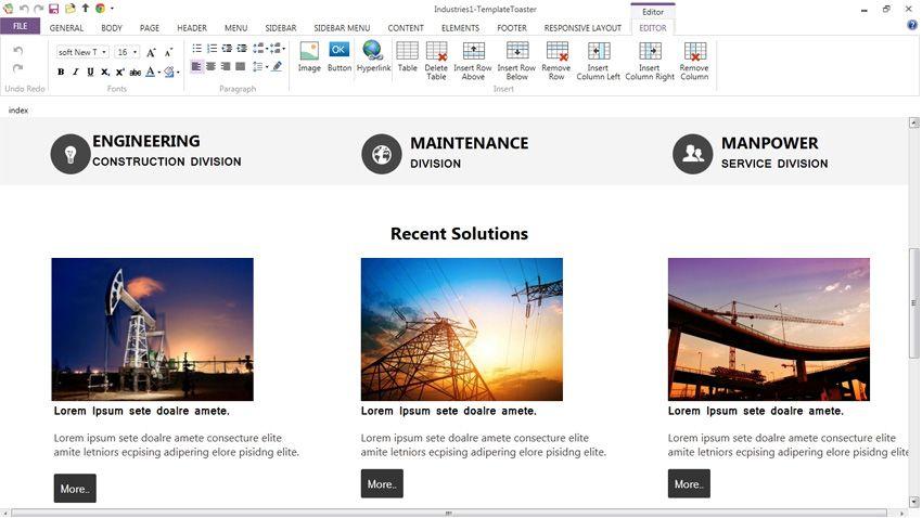 24 TemplateToaster ideas | magento themes, joomla templates, html5 css3