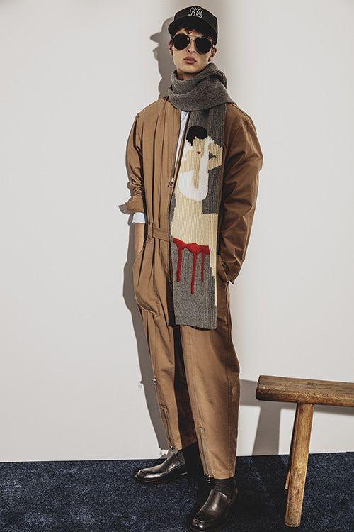 3.1 フィリップ リム(3.1 Phillip Lim)2016-17年秋冬 コレクション Gallery17