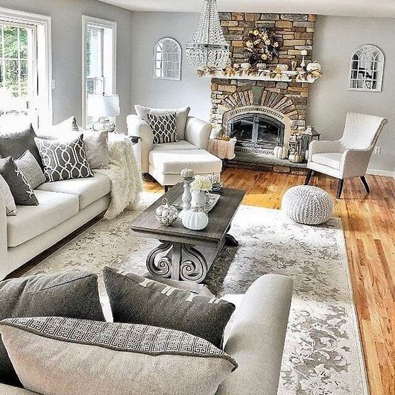 Photo of 36+ Breathtaking Ideas For Family Rooms With Fireplaces Paijo Network – A K …