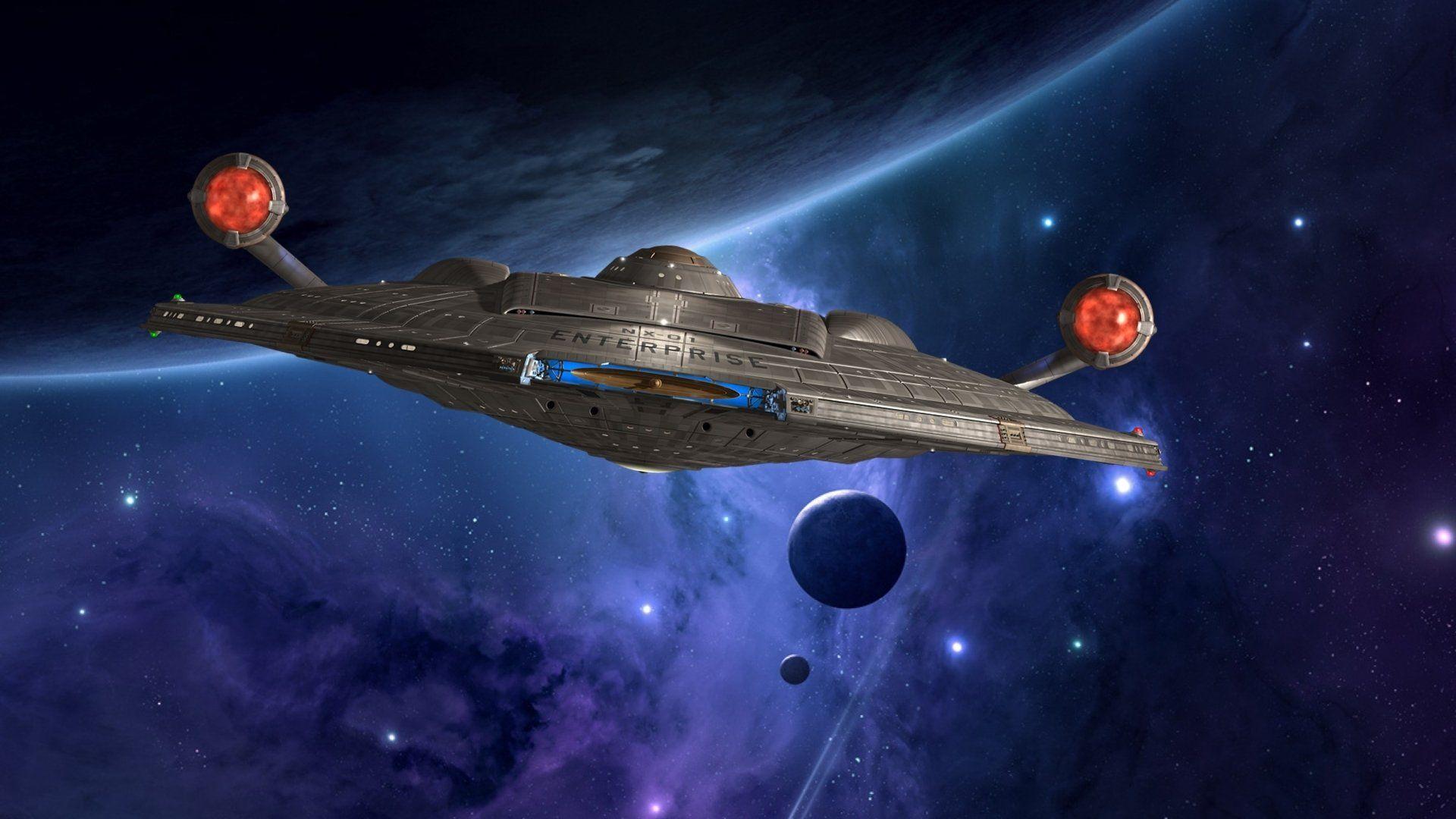 Tv Show Star Trek Enterprise Star Trek Enterprise Nx 01