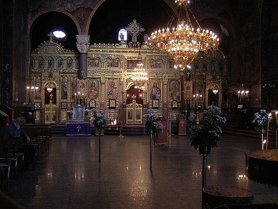 glorious interior: Sofia, Bulgaria