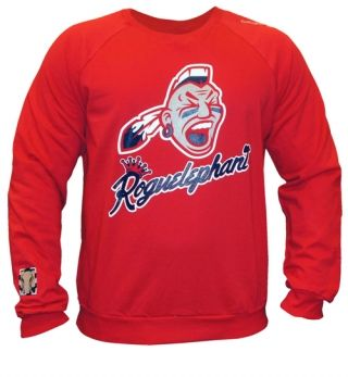 half off 24153 e5aba Atlanta Braves inspired Sweat shirt. Featuring the Outkast ...