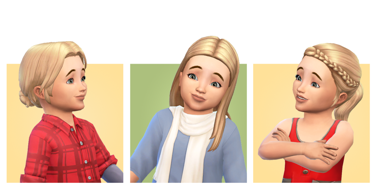 Hi everyone! Ive got some more toddler conversions for
