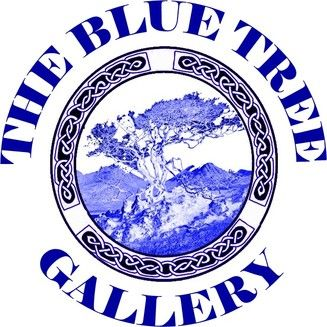 The Blue Tree Gallery working studio and art gallery of Scottish landscape and wildlife artist Kevin Sean O'Connell. Castletown Caithness.